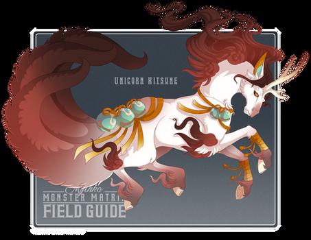 140 - Unicorn Kitsune