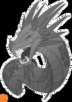 Lava Leviathan Sketch Reward