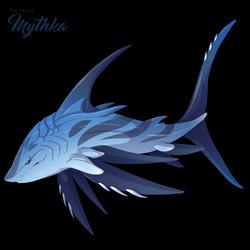 Shark - Commission by Mythka