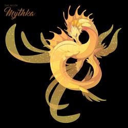 Seahorse - Commission by Mythka