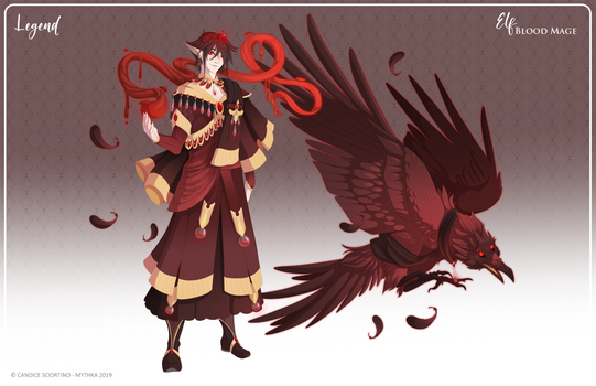 019 - Blood Mage