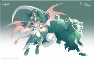 026 - Healer by Mythka