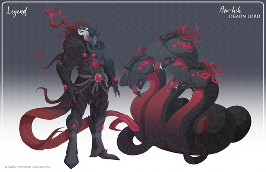 027 - Demon Lord