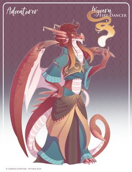 030 - Fire Dancer by Mythka