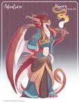 030 - Fire Dancer