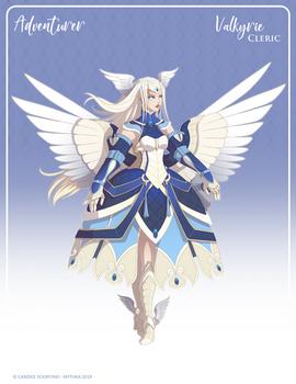 031 - Cleric by Mythka