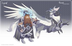 032 - (Legend) Sentinel by Mythka