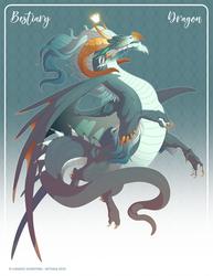 033 - Dragon by Mythka