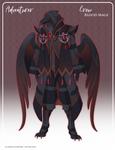 056 - (Adventurer) Crow Blood Mage