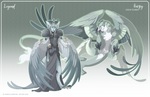 065 - (Legend) Harpy Lich Lord
