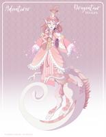 066 - (Adventurer) Dragontaur Healer by Mythka