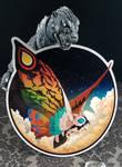 MothraStickerB by Mythka