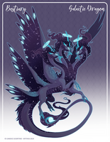 067 - (Bestiary) Galactic Dragon by Mythka