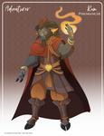072 - (Adventurer) Ram Pyromancer