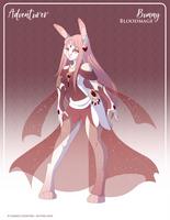 073 - (Adventurer) Bunny Bloodmage by Mythka