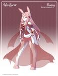 073 - (Adventurer) Bunny Bloodmage