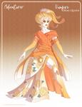 077 -  (Adventurer) Vampire Drag Queen by Mythka