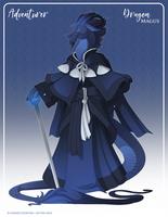 078 - (Adventurer) Dragon Magus by Mythka