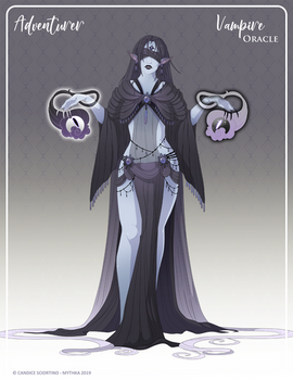 081 - (Adventurer) Vampire Oracle