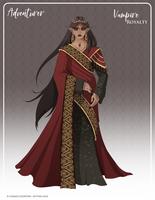 083 - (Adventurer) Vampire Royalty by Mythka