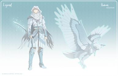 085 - (Legend) Human Assassin by Mythka