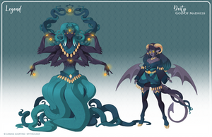 086 - (Legend) God of Madness