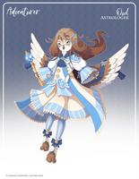 087 - (Adventurer) Owl Astrologer