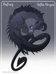 090 - (Bestiary) Gothic Dragon