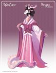 094 - (Adventurer) Dragon Geisha