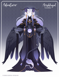098 - (Adventurer) Areshkagal Cleric