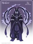 100 - (Adventurer) Sha Hexblade