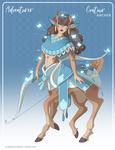 102 - (Adventurer) Centaur Archer