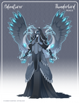 103 - (Adventurer) Thunderbird Mage