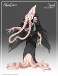 113 -  (Adventurer) Squid Occultist
