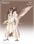 115 - (Adventurer) Owl Inquisitor