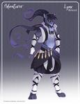 116 - (Adventurer) Lynx Rogue