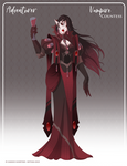 122 - (Adventurer) Vampire Countess