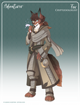 133 - (Adventurer) Fox Cryptozoologist