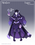 134 - (Adventurer) Vampire Alchemist