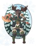 Winter Barbarian ~ Day 3