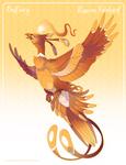 139 - (Bestiary) Russian Firebird