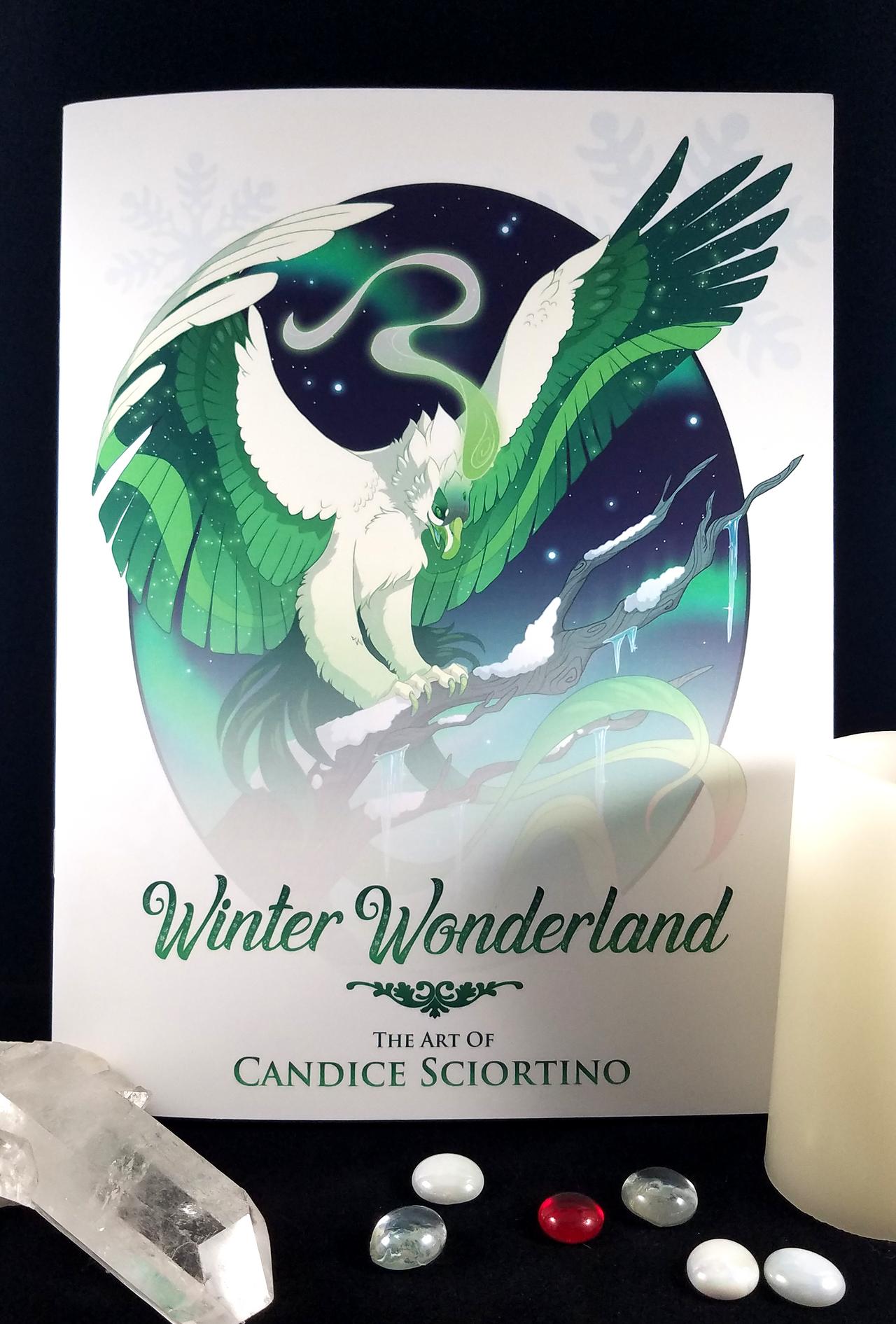 Winter Wonderland Zine