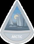 Arctic Badge by Mythka