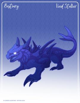 154 - (Bestiary) Void Stalker