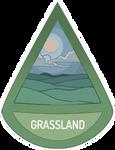 Grassland Badge by Mythka