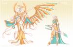 155  - (Legend) Goddess of Swords
