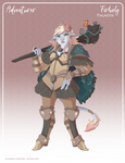 163 - (Adventurer) Firbolg Paladin