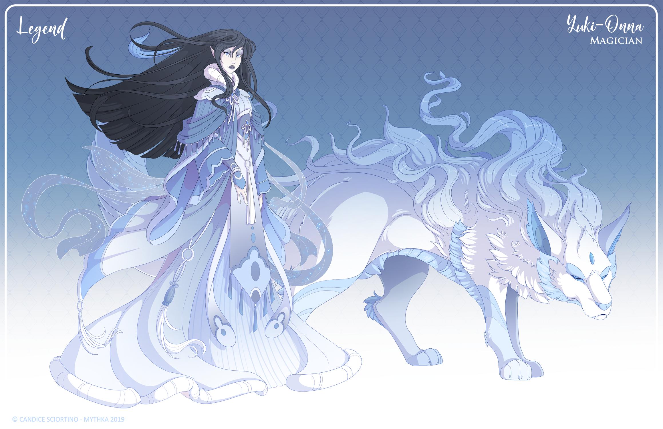 165 - (Legend) Yuki-onna