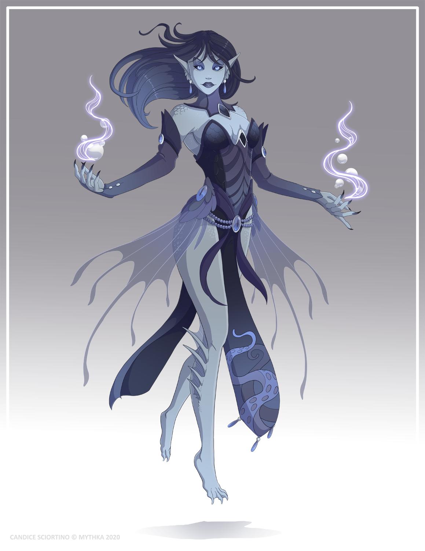 Vallinra of the Dark Tide