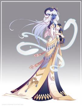 Annarista Priestess of Visions
